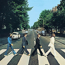 album cover abbey road