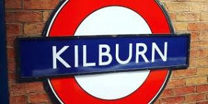kilburn park the tube icon