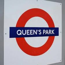 queens Park London tube icon