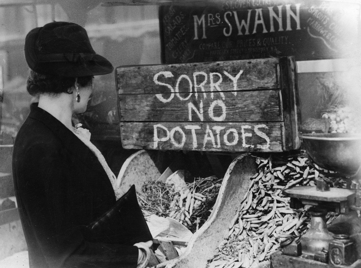 rationing in britain in ww2