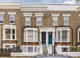 Kilburn Park Road London townhouses