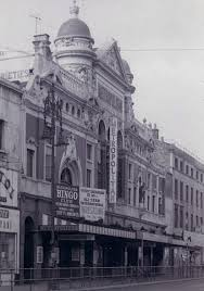 The Metropolitan Music Hall on Edgware Rd. London England