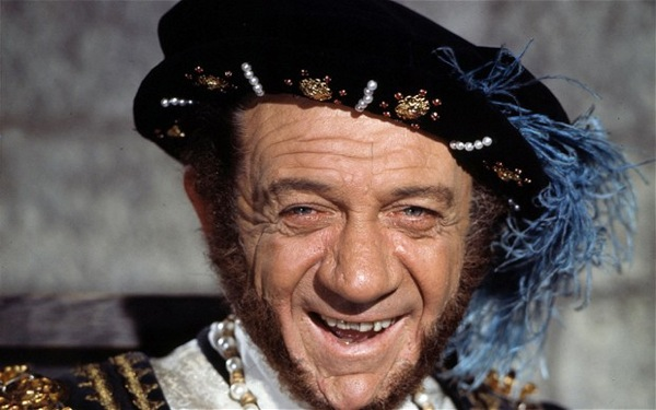 Sid James English actor comedian